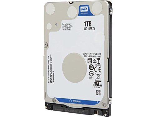 Western Digital 1TB 2.5
