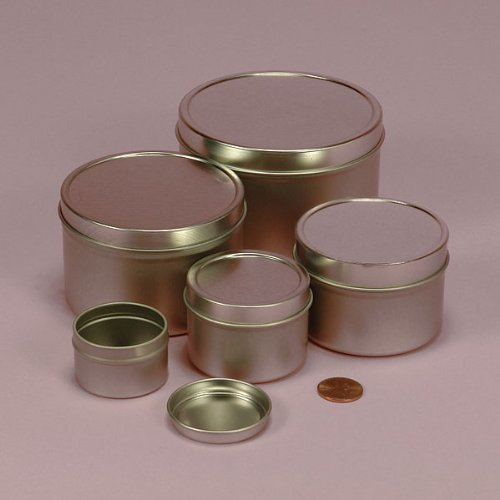 (1OZ DEEP ROUND STEEL TIN CAN-PACKAGE)