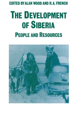 The Development of Siberia: People and Resources
