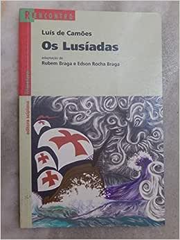 os Lusíadas - coleção reencontro - 9789726612025 - Livros na Amazon Brasil