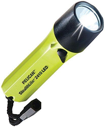 (Pelican Nemo 2410N Dive Flashlight (Solar Yellow))