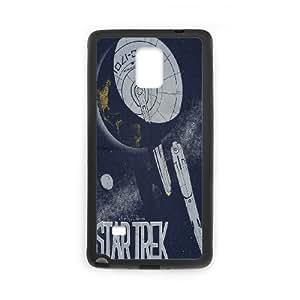 Generic Case Star Trek For Samsung Galaxy Note 4 N9100 LPU8247994