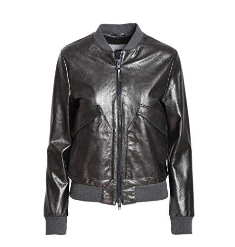 Eleventy Giacca Donna 980Pl0065pel2300815 Marrone Pelle Outerwear qxqrnBw8T