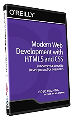 Modern Web Development with HTML5 and CSS - Training DVD