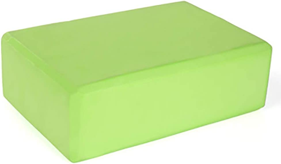 Children Dance Stretching,120g,23 X 7.6X 15 Cm Yoga Brick Solid Color High Density Foam EVA Material,for Beginners