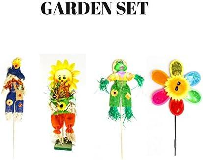 Hot Star Products - Set de jardín: Amazon.es: Jardín