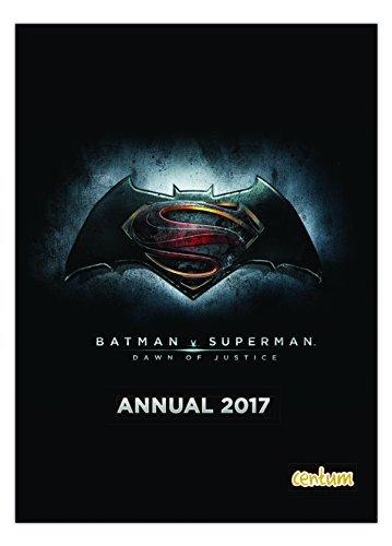 Batman V Superman Annual 2017 (Annuals 2017) by Centum Books (2016-09-01)