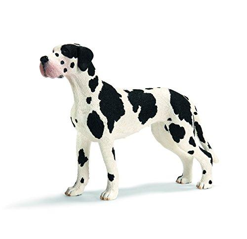 Schleich Female Great Dane Toy Figure ()