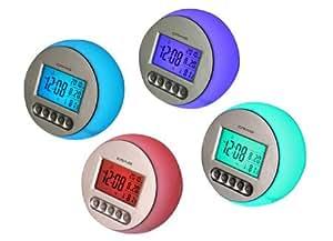 Craig Color Changing Alarm Clock