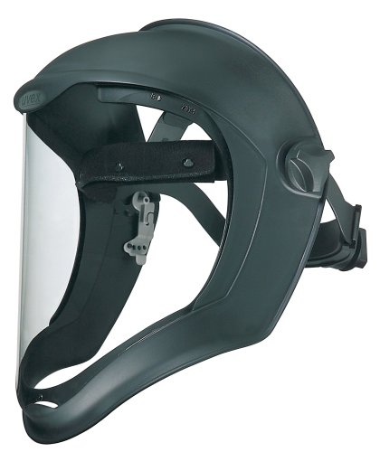 HONEYWELL S8500 Bionic Face Shield with Suspension, Clear Lens