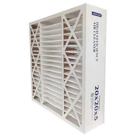 2' Furnace Filters - Air Cleaner Filter, 12x20x5
