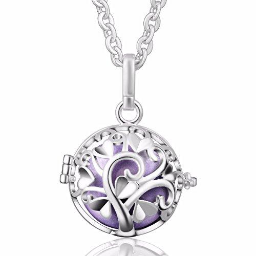 Mini Locket Necklace - 1