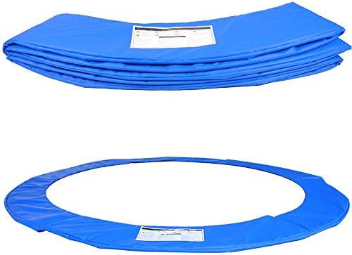 ULTRAPOWER SPORTS Trampoline Replacement Safety Pad Spring Cover Universal Fits for 12ft Multicolor