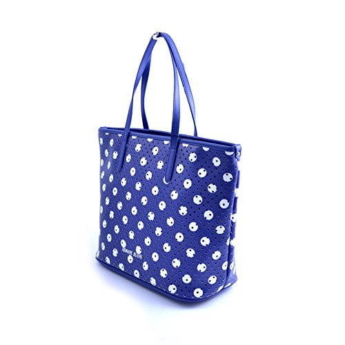 Manici Donna Lunghi Jeans Borse Con Armani Shopping Blu Nuovo Rnqw7p1Fw