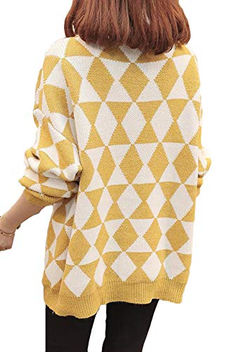 Alppv レディース 春 秋 カーディガン セーター 可愛い アウター 人気 オシャレ トレンド カジュアル ファッション 高品質 上品 シンプル 長袖 通学 通勤 カーディガン