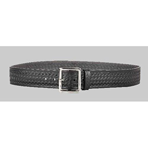 "DeSantis E21BL36Z1 1 3/4"" Econoline Garrison Gun Belts, Black, Size 36"
