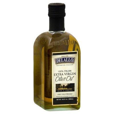 DeLallo Extra Virgin Olive Oil, 16.9 oz
