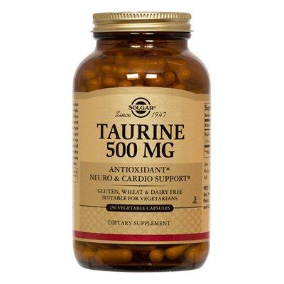 Taurine 500mg - 100 - VegCap
