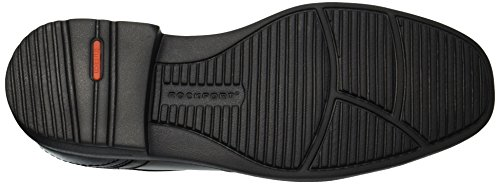 Mocassino Slip-on Mocassino Da Uomo Stile Rockport Nero