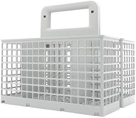 Whirlpool - Cubertero para lavavajillas, color blanco y azul ...