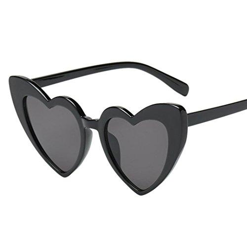 Eyewear Cher Femme Unisexe Style Wayfarer Sunglasses Soleil Pas E Rétro Aimee7 De Lunettes Vintage Polarisées 2018 Mode Chic Coeur Y4fXnAP