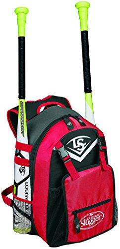 Bat Pack Baseball (Louisville Slugger Series 5 Stick Pack, Scarlet)
