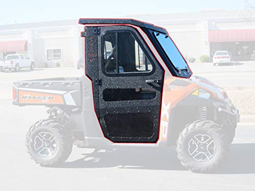 All Steel Complete Cab Enclosure System Doors Polaris 13-19 Ranger 900XP 900 XP