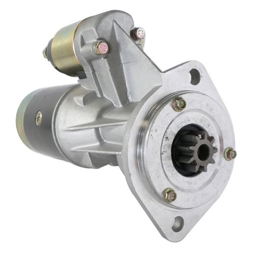 Isuzu Diesel Engines - DB Electrical SHI0099 New Starter For Isuzu Diesel Engines C190 C240, 5811001291, 5811001292, Elf Engine 1982-1995 82 83 84 85 86 87 88 89 90 91 92 93 94 95 C-190 C190 C240 111247 S25-121A 410-44012