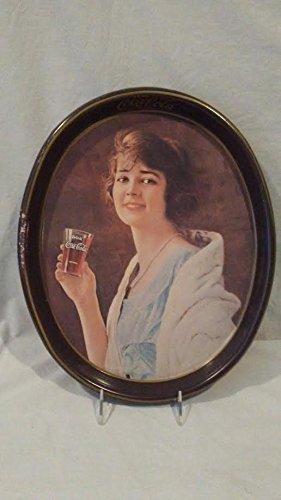 Coca Cola Advertising Tray - 9