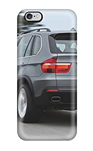 ZippyDoritEduard Fashion Protective Bmw X5 Rear Grey Black Red Road Outside X Cars Bmw Case Cover For Iphone 6 Plus