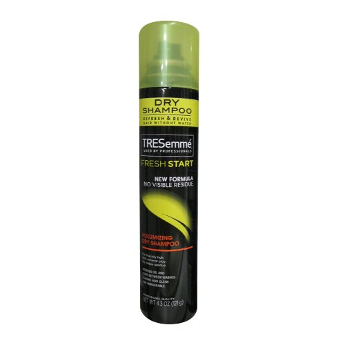 Tresemme Shampoo Fresh Start Dry Volumizing 4.3 Ounce (127ml) (2 Pack)
