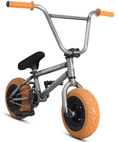 Bounce Guerrilla Mini BMX bike Limited Edition