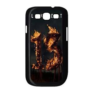 Samsung Galaxy S3 9300 Cell Phone Case Black Black Sabbath Phone Case Cover 3D Plastic XPDSUNTR09005