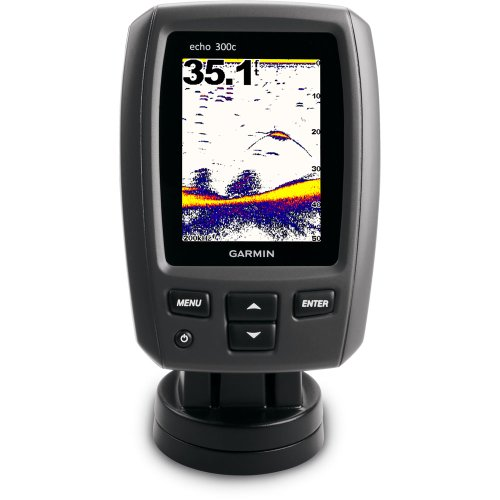 Garmin echo 300c Dual-Beam Fishfinder, Outdoor Stuffs