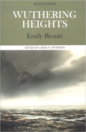 wuthering heights case studies in contemporary criticism emily  wuthering heights case studies in contemporary criticism emily bronte linda h peterson 9780312256869 amazon com books