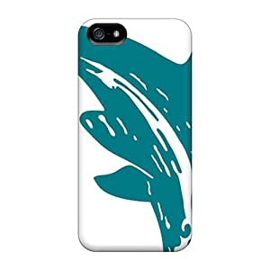 New Arrival Covers Cases With Nice Design For Iphone 5/5s- Miami Dolphins