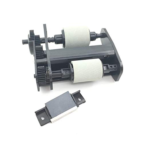 OKLILI Q3948-67904 5851-3580 ADF Pickup Roller Separation Pad for HP 2820 2840 CM1312 CM2320 3050 3052 3055 3390 3392 M1522 M2727 Pro 300 M375 M475 3030 3300 3310 3320 3330 OfficeJet 6110 6150 L7780