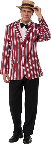 Rubie's Costume Co. Men's Good Time Sam Costume, As Shown, (Barber Costumes)