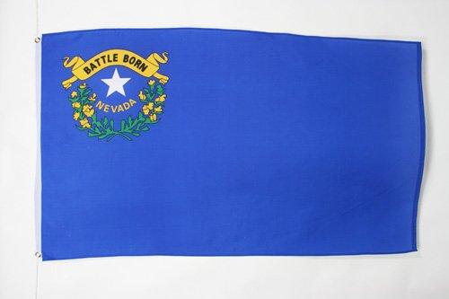 NEVADA FLAG 2' x 3' - US STATE OF NEVADA FLAGS 60 x 90 cm - BANNER 2x3 ft - AZ FLAG