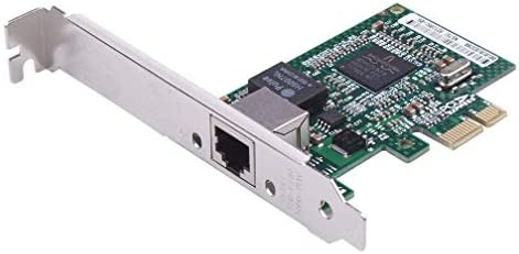 [スポンサー プロダクト]Gigabit LAN カード,インテル 82574L純正ボード(チップ)実装,シングルRJ45 ポート,PCI-e X1,EXPI9301CT,PCサーバ用