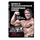 img - for PUMPING IRON 25TH ANNIVERSARY SPECIAL EDITION (DVD) book / textbook / text book