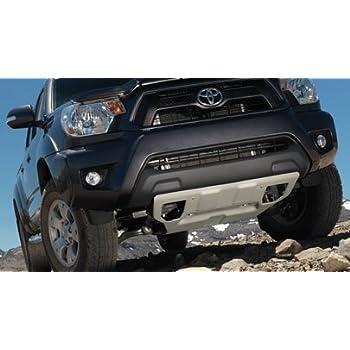 419LMiTMsdL._SL500_AC_SS350_ amazon com genuine toyota accessories pt212 35075 front skid plate