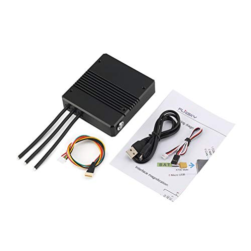 Liobaba for HGLRC FLIPSKY FSESC V6.6 60A ESC with Aluminium Case for Electric Skateboard RC Car