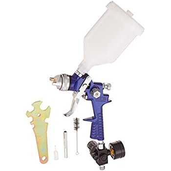 Vaper 4. Pc. Triple set-up h. V. L. P spray gun kit | property room.