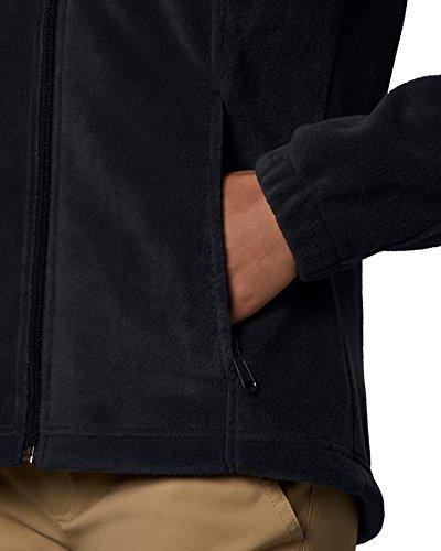 Columbia Women's Benton Springs Full Zip Jacket, Soft Fleece with Classic Fit 18
