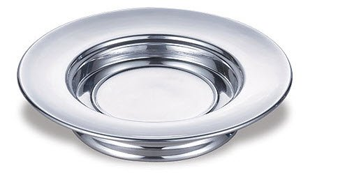 Lightweight Polished Aluminum Stacking Bread ()