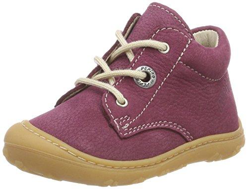 Ricosta Baby Girls'' Cory Trainers Rot (Fuchsia 368) 5 Child UK 5.5 ()