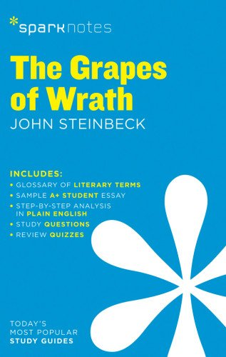 the-grapes-of-wrath-sparknotes-literature-guide-sparknotes-literature-guide-series