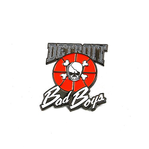Detroit Pistons Bad Boys Lapel Pin