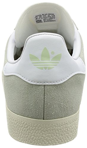 Trainers Gazelle Green adidas Men Footwear Beige Gold Metallic Beige White Linen EaZxwHqUZ